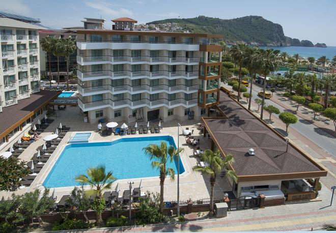 Riviera Hotel & Spa - Alanya - Rakennus
