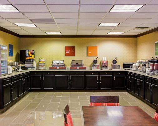Comfort Suites - Georgetown - Buffet