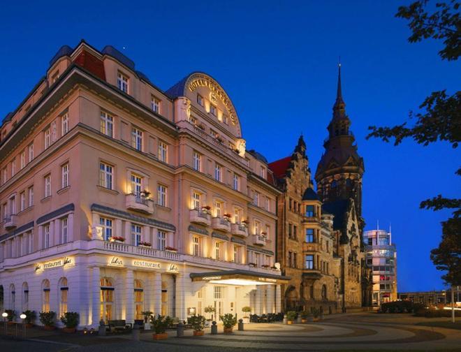 Hotel Fuerstenhof Leipzig - Leipzig - Building