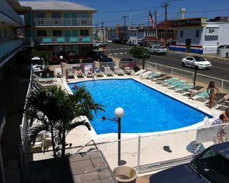Surfside Motel - Seaside Heights - Pool