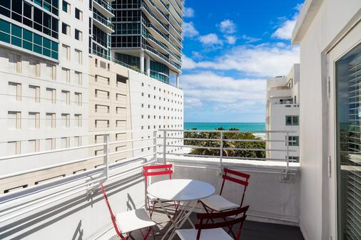 Townhouse Hotel Miami Beach - Miami Beach - Balcony