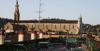 博多尼酒店 - 佛羅倫斯 - 佛羅倫斯 - 建築