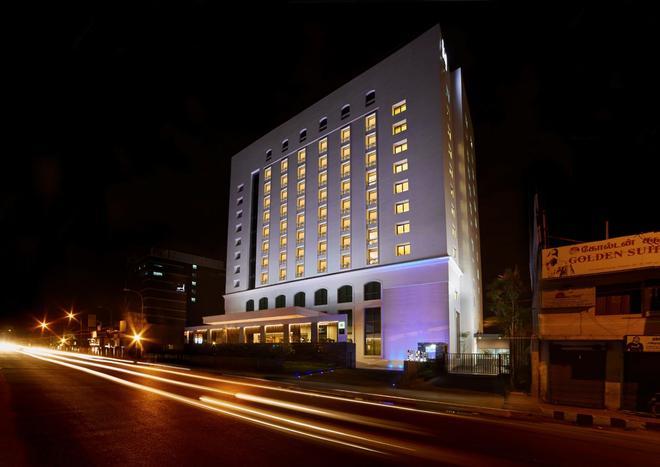 Hablis Hotel - Chennai - Toà nhà