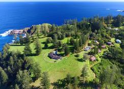 Shearwater Scenic Villas - Isla Norfolk - Vista del exterior