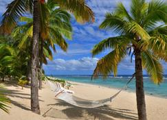 Sunset Resort - Rarotonga - Beach