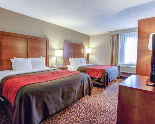 Comfort Inn - Bangor - Bedroom
