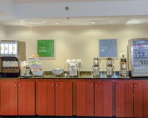 Comfort Inn - Bangor - Buffet
