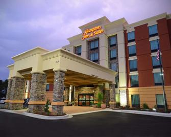 Hampton Inn & Suites Albany At Albany Mall - Албані - Building