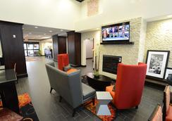 Hampton Inn & Suites Albany At Albany Mall - Albany - Aula