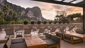 Centra by Centara Phu Pano Resort Krabi - Κράμπι - Εστιατόριο