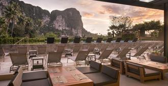 Centra by Centara Phu Pano Resort Krabi - Krabi - Restaurante