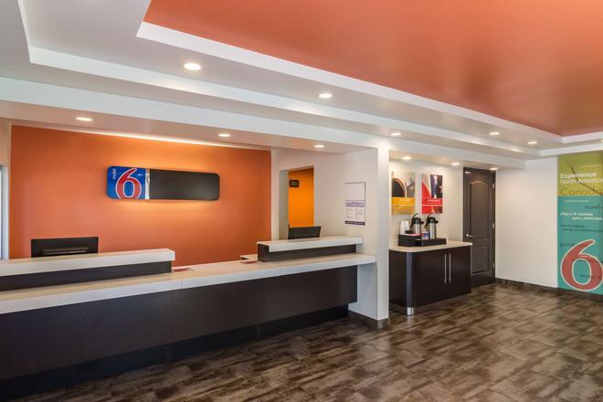 Motel 6 Oroville - Oroville - Recepción