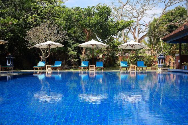 Laghawa Beach Inn Hotel - Denpasar - Pool