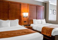 Comfort Suites - New Braunfels - Schlafzimmer