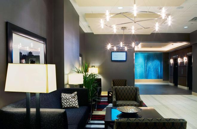 DoubleTree by Hilton Cleveland Downtown - Lakeside - Cleveland - Lobby
