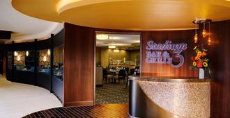 DoubleTree by Hilton Cleveland Downtown - Lakeside - קליבלנד - מסעדה