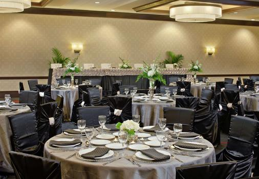 DoubleTree by Hilton Cleveland Downtown - Lakeside - Cleveland - Banquet hall