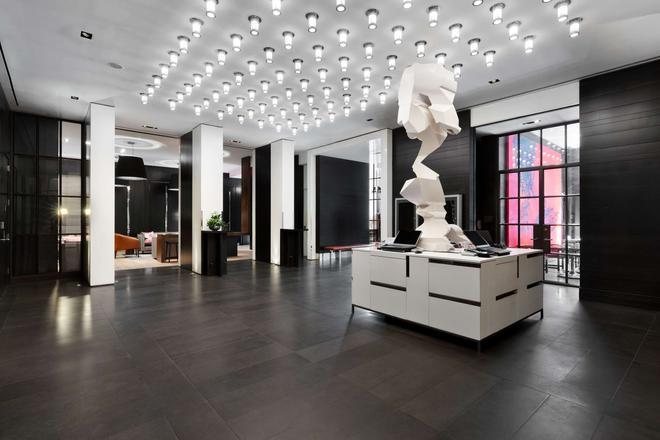 Andaz 5th Avenue - Νέα Υόρκη - Σαλόνι ξενοδοχείου