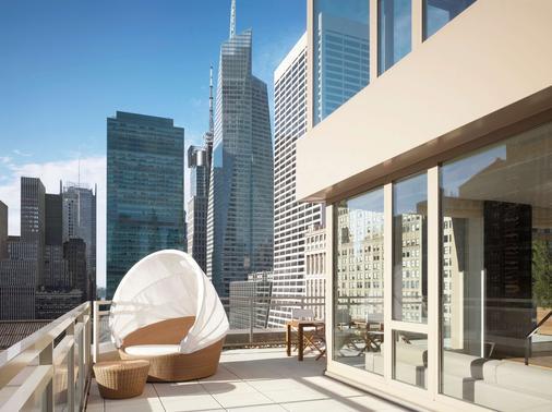 Andaz 5th Avenue - New York - Balcony