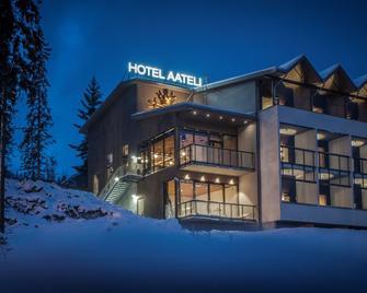 Hotel Aateli - Vuokatti - Gebouw