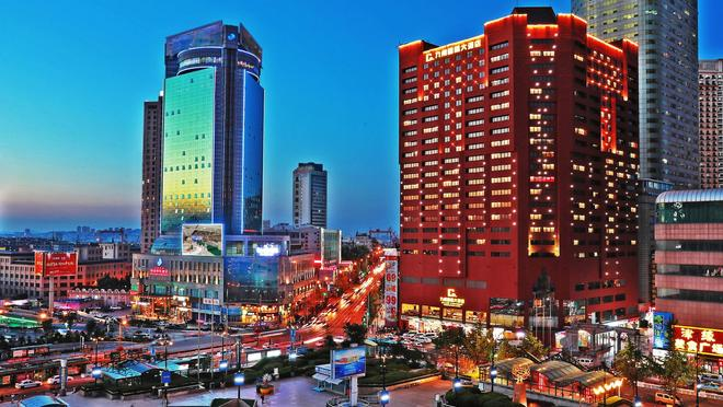 Grand Continent International Hotel - Dalian - Outdoor view