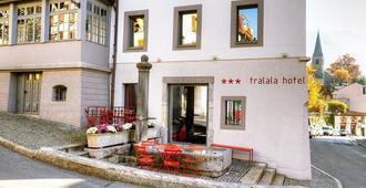 Tralala Hotel Montreux - Montreux - Building