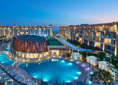 Marriott Jeju Shinhwa World Hotels & Resorts - Andeok-myeon - Pool