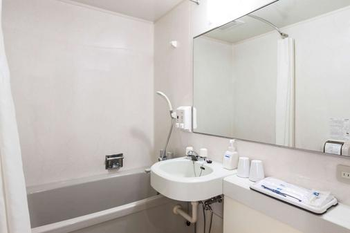 濱松Comfort飯店 - 濱松市 - 浴室