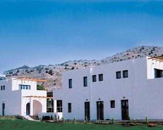 Katikies Studios & Apartments - Lardos - Building