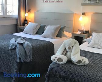 Hotel du Centre - Chez Janie - Roscoff - Quarto
