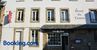 Hotel du Centre - Chez Janie - Roscoff - Edificio