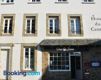 Hotel du Centre - Chez Janie - Roscoff - Building