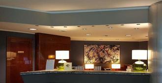 Fh Crystal Hotel - Trapani - Resepsjon