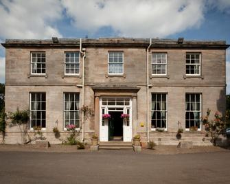 Marshall Meadows Country House Hotel - Berwick-upon-Tweed - Gebouw