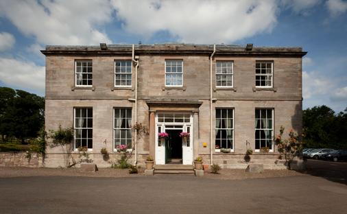 Marshall Meadows Country House Hotel - Berwick-Upon-Tweed - Building