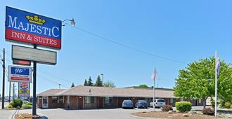 Majestic Inn And Suites - Klamath Falls - Toà nhà