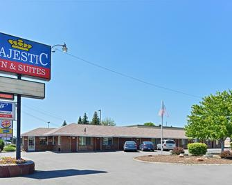 Majestic Inn And Suites - Klamath Falls - Gebäude