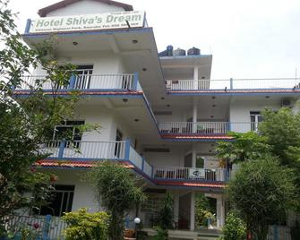 Hotel Shivas Dream - Sauraha - Building