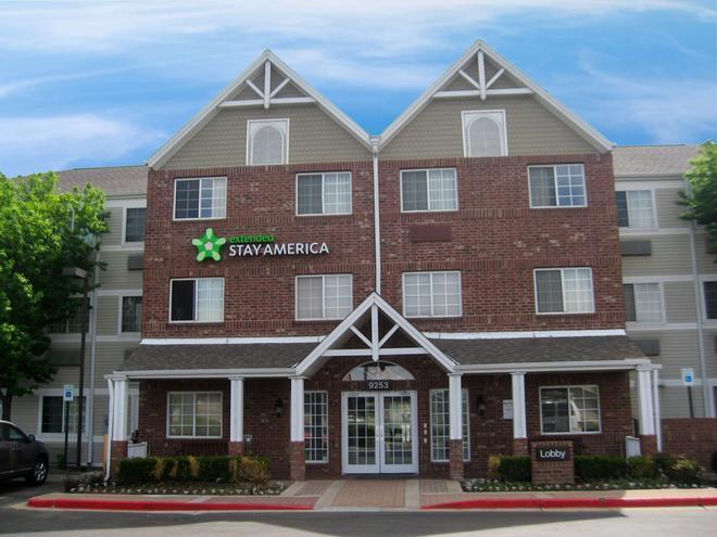 Extended Stay America - Denver - Tech Center South - Greenwood Village - Greenwood Village - Rakennus