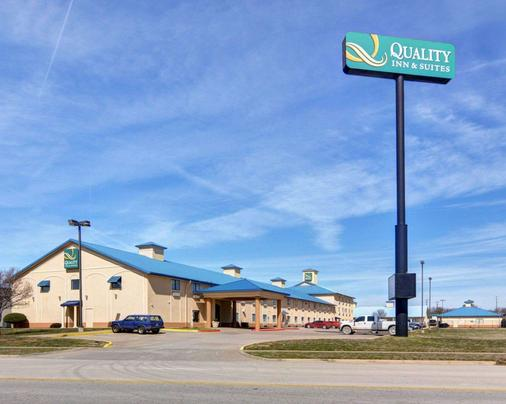 Quality Inn and Suites Wichita Falls I-44 - Wichita Falls - Building