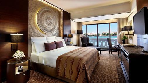 Anantara Riverside Bangkok Resort - Bangkok - Bedroom