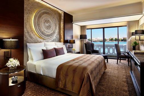 アナンタラ・バンコク・リバーサイド・リゾート - バンコク - 寝室