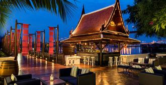 Anantara Riverside Bangkok Resort - בנגקוק - מסעדה