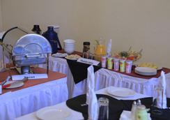 Executive Airport Hotel - Entebbe - Bufé