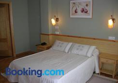 Hotel San Briz - A Pontenova - Bedroom