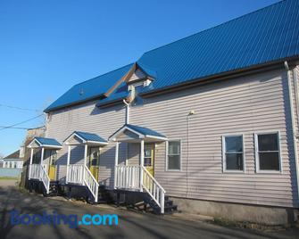 Seawinds Motel - Digby - Building