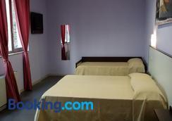 Hotel Lucania - Milan - Bedroom