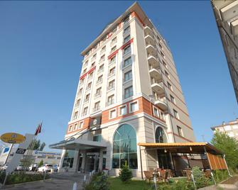 Serace Hotel - Кайсери - Здание