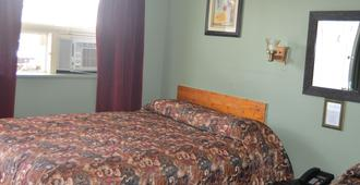 Modern Motel - Thunder Bay - Bedroom