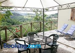B&B Terra di Mezzo - Ascoli Piceno - Balkon